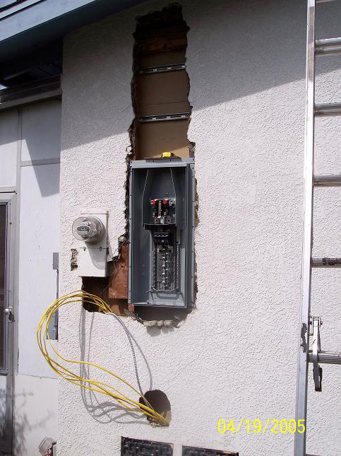 Electrical | Langarica Construction